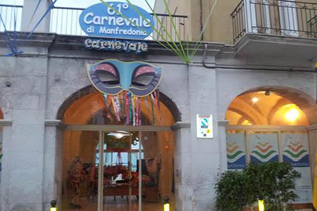 Carnevale di Manfredonia 2014: Apre la Bottega del Carnevale